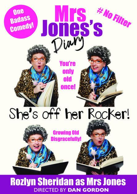 Mrs Jones's Diary
