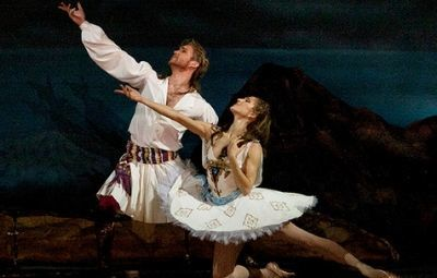 Thumbnail for Bolshoi Ballet 19/20: Le Corsaire RECORDED