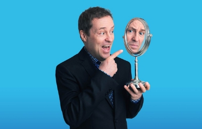 image of Ardal O'Hanlon - The showing off must go on