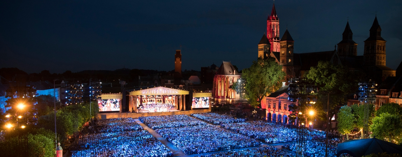 banner image for André Rieu 2019 Maastricht Concert 'Shall We Dance?'