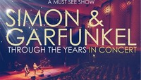 Simon & Garfunkel Through The Years Poster