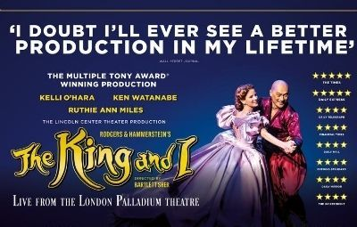thumbnail image for The King & I - from The London Palladium