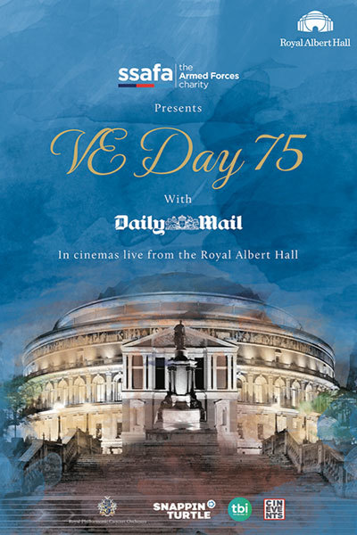VE Day 75: Live from the Royal Albert Hall at Torch Theatre