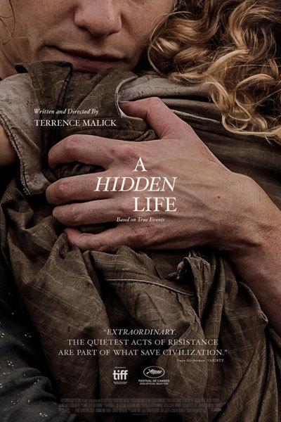 A Hidden Life (12A) SUBTITLED at Torch Theatre