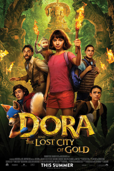 Dora and the Lost City of Gold RELAXED ENVIRONMENT SCREENING at Torch Theatre