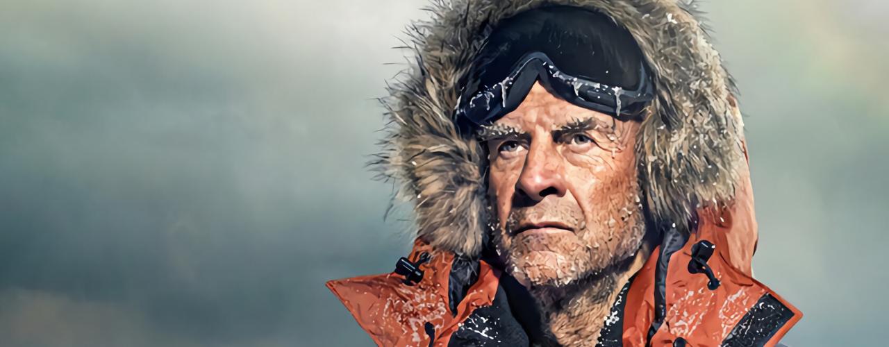banner image for Sir Ranulph Fiennes: Living Dangerously