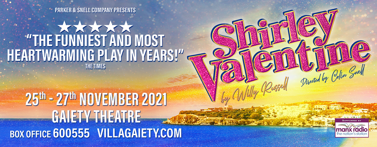 banner image for Shirley Valentine by Willy Russell