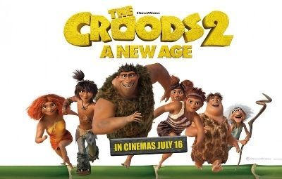 image of The Croods 2: A New Age (subtitled screening available)