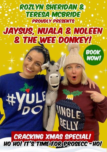 Jaysus, Nuala & Noleen & The Wee Donkey