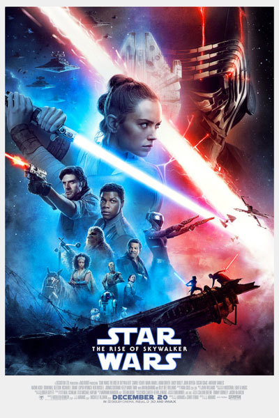 Star Wars: The Rise of Skywalker 3D at Torch Theatre