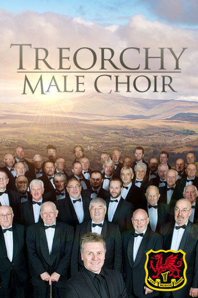 Treorchy Male Choir at Torch Theatre