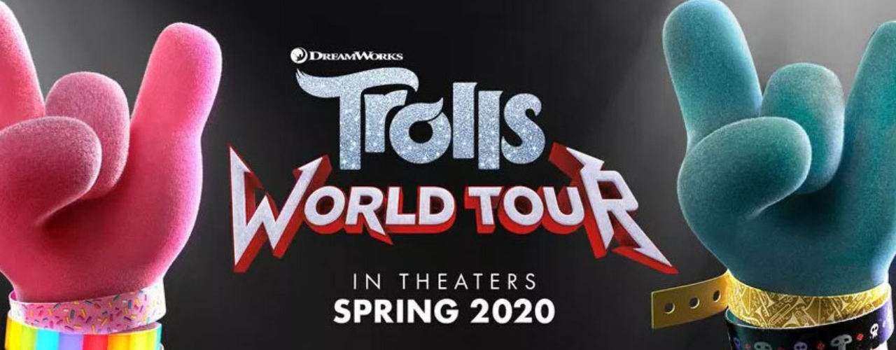 banner image for Trolls World Tour