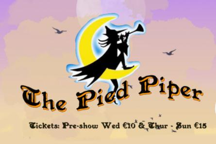 Droichead Arts Centre -            Pantomime | The Pied Piper
