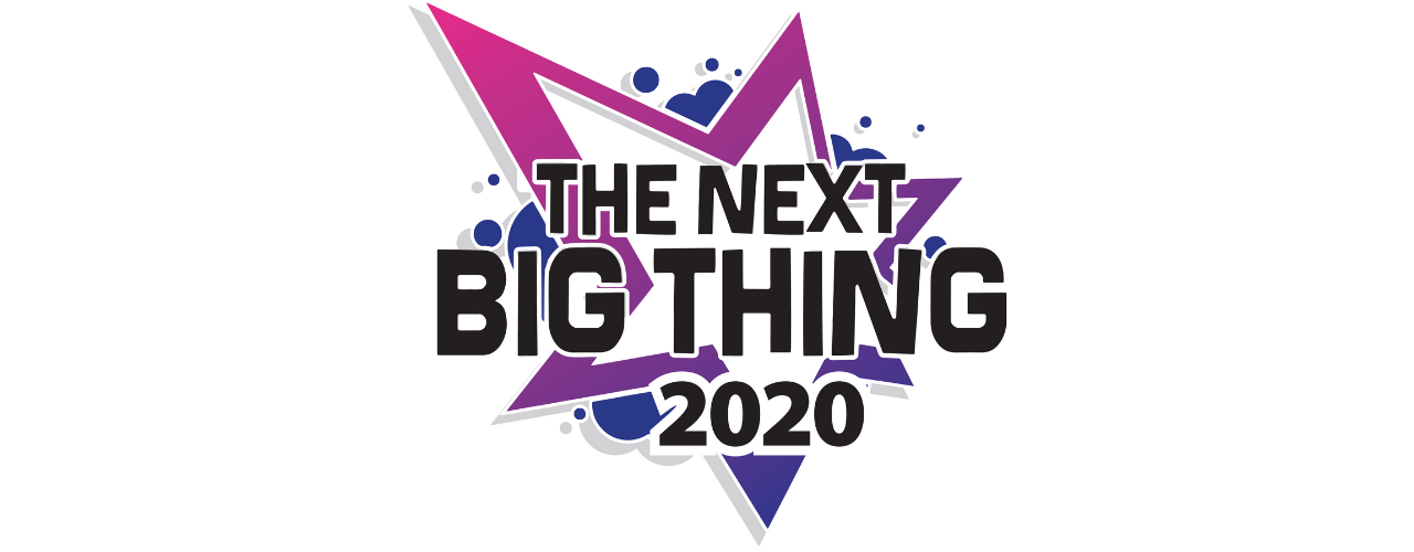 banner image for The Next Big Thing 2020