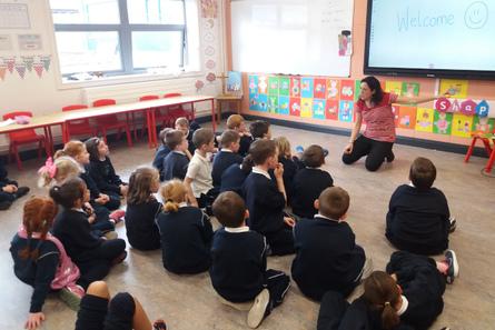 Droichead Arts Centre -            LEANBH | Schools Programme