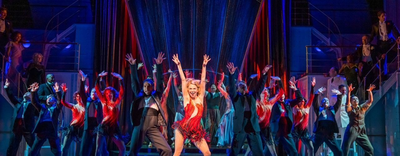 banner image for Anything Goes - The Musical