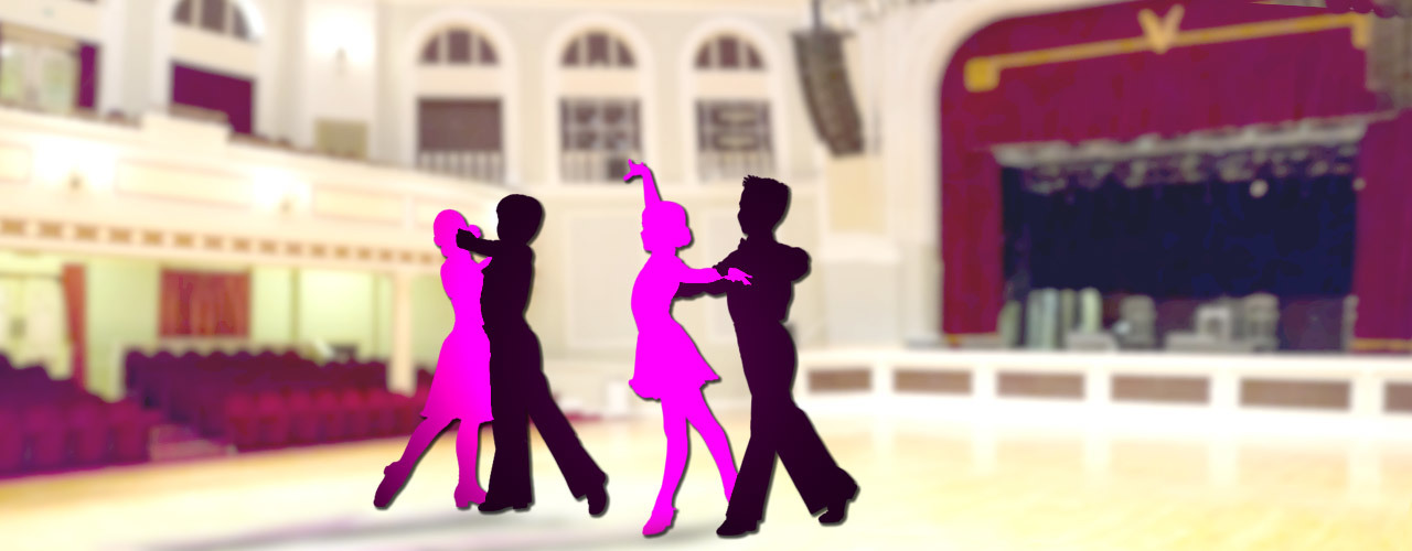 banner image for IOM DTA Ballroom Dancing Competition