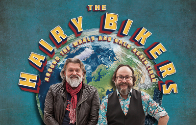 image of An Evening with the Hairy Bikers
