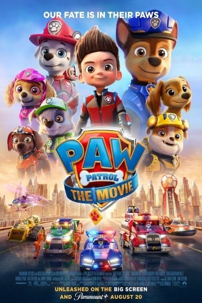 PAW Patrol: The Movie (U) at Torch Theatre