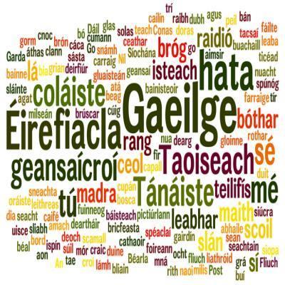 Irish Language Classes Winter 19