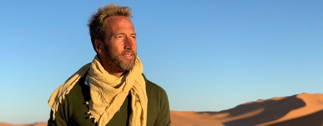 banner image for Ben Fogle - Tales from the Wilderness