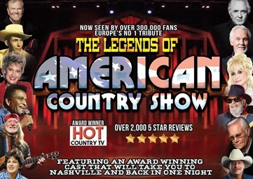 image of The Legends of American Country Show