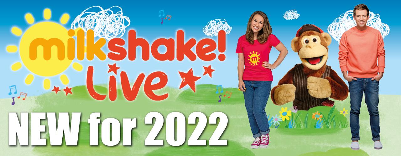 banner image for Milkshake! Live