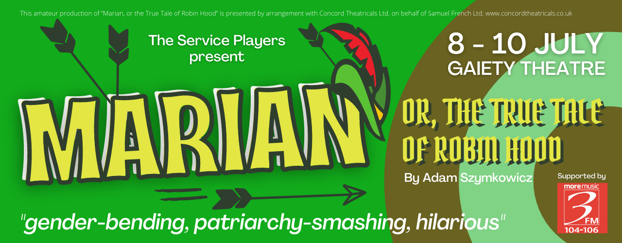 banner image for Marian, or the True Tale of Robin Hood