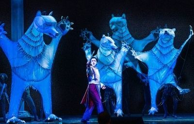 image of Mozart's The Magic Flute - from The Metropolitan Opera New York