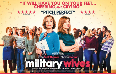 thumbnail image for Snack and Screen: Military Wives