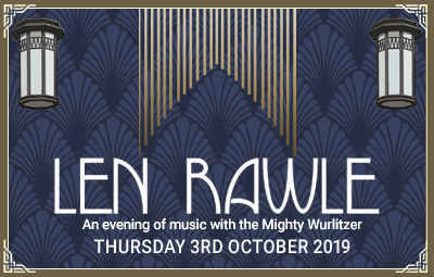 image of An Evening with Len Rawle