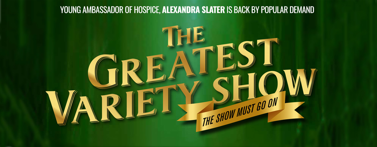 banner image for The Greatest Variety Show - An Audience with Alexandra Slater and Friends