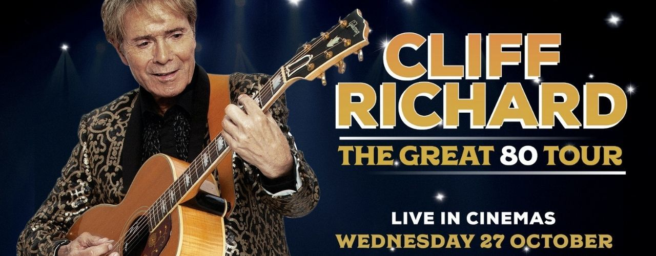 banner image for Cliff Richard: The Great 80 Tour