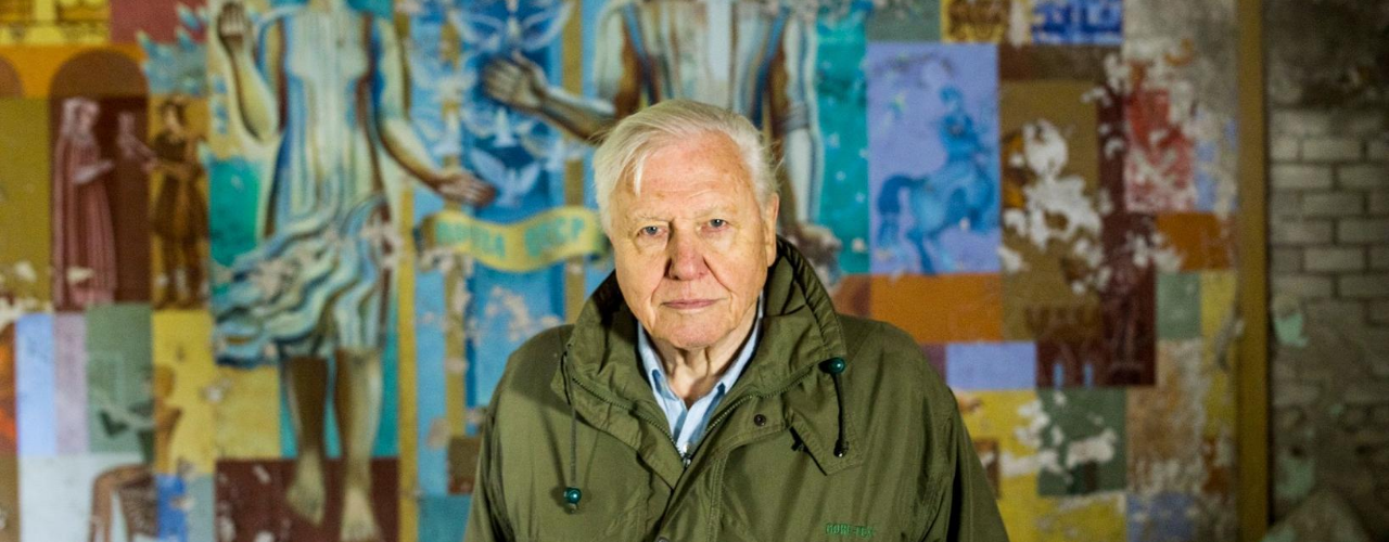 banner image for David Attenborough: A Life on Our Planet