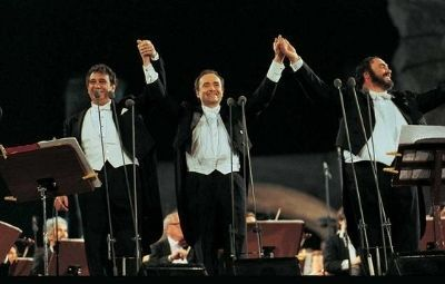 thumbnail image for Three Tenors: Voices for Eternity 30th Anniversary Event
