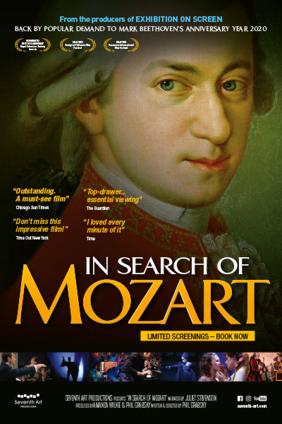 The Great Composers - In Search of Mozart at Torch Theatre