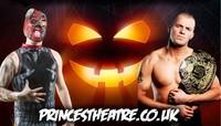 LDN Wrestling - OCTOBER Poster