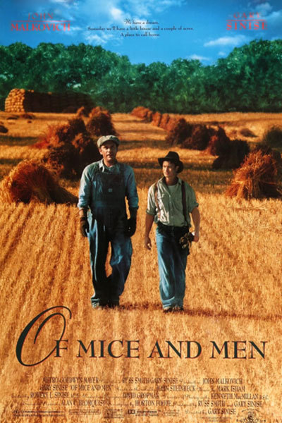 Of Mice And Men (PG) FILM SEASON at Torch Theatre