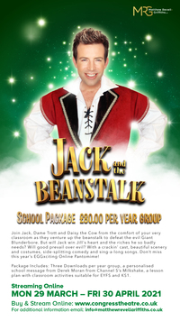 Jack and the Beanstalk - Schools  Poster