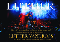 Luther UK Poster