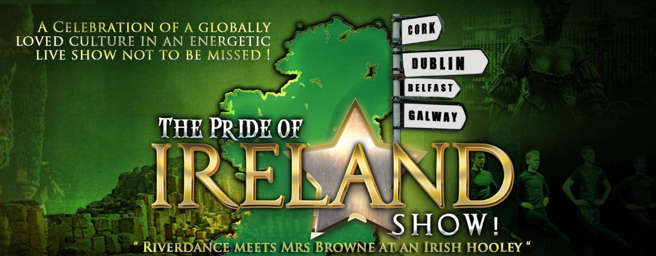 banner image for The Pride of Ireland Show