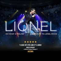 LIONEL - A TRIBUTE TO LIONEL RICHIE Poster