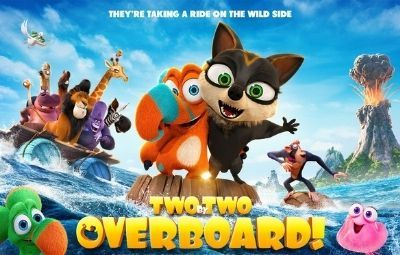 image of Two By Two: Overboard