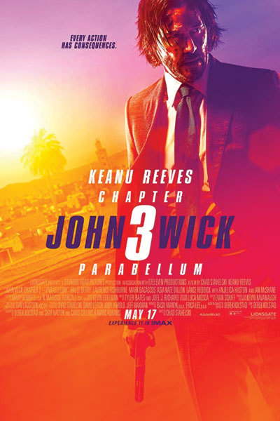 John Wick Chapter 3: Parabellum (15) SUBTITLED at Torch Theatre