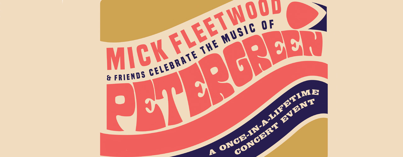 banner image for Mick Fleetwood & Friends