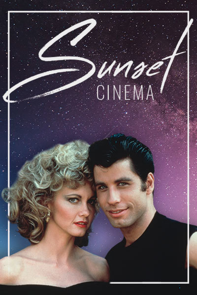 Grease (PG) - Sunset Cinema | Bishop's Palace St Davids at Torch Theatre