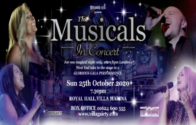image of Stage-ed Present: The Musicals in Concert