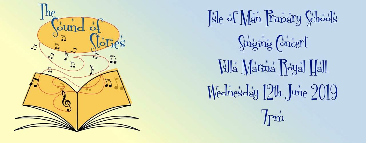 banner image for Isle Of Man Primary Schools- The Sound of Stories