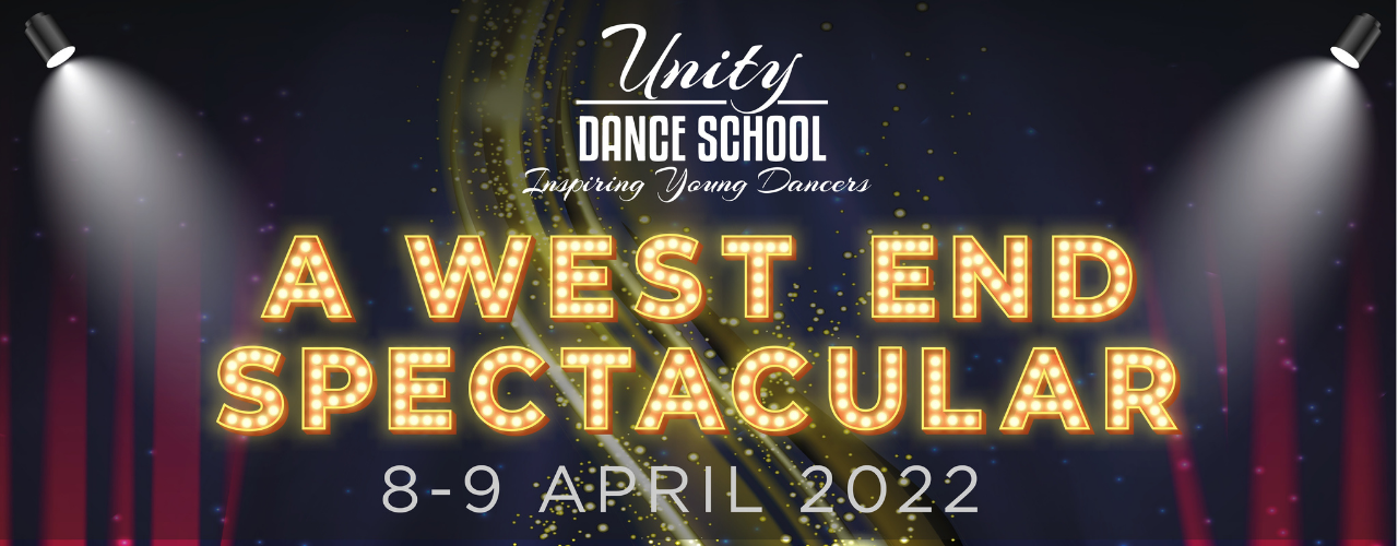 banner image for Unity Dance School - A West End Spectacular