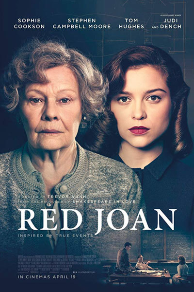 Red Joan (12A) SUBTITLED at Torch Theatre